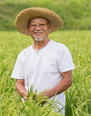 オーナー初田源三さんプロフィール写真